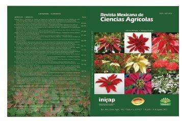 Vol.3 Núm. 4 - Instituto Nacional de Investigaciones Forestales ...