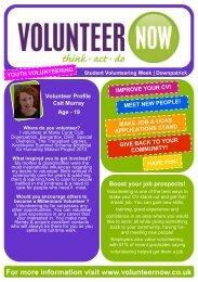 Downpatrick - Volunteer Now