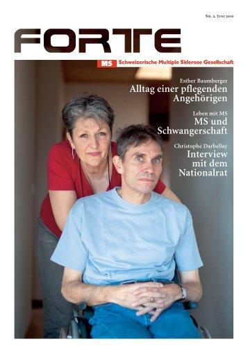 Leben Mit MS MS Und Schwangerschaft - Schweizerische Multiple ...