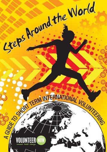 download Steps Around the World - Volunteer Now