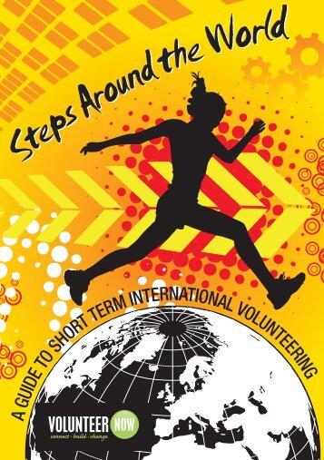 download Steps Around the World - Volunteer Now