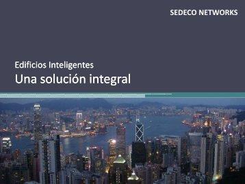 Una solución integral n integral Una solución integral n ... - SEDECO