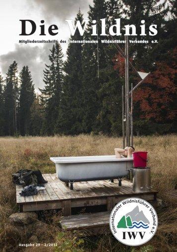 Die Wildnis - Christian Weidmann