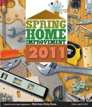Spring Home Improvement - Watertown Daily Times