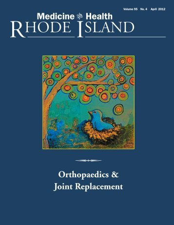 Orthopaedics & Joint Replacement - Rhode Island Medical Society