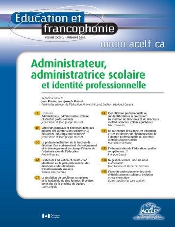 Numéro complet (pdf) - acelf
