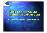 Patients Psy - COLMU