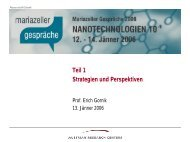 Action Plan for Europe 2005-2009 Research, Development and ...