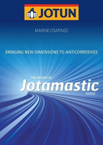 Jotamastic brochure, Marine - SML Marine Paints