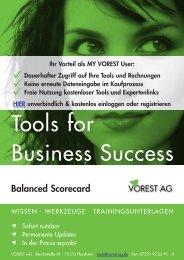 Balanced Scorecard - Vorest AG