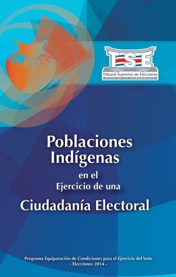 Poblaciones Indígenas en el ejercicio de una ciudadanía electoral