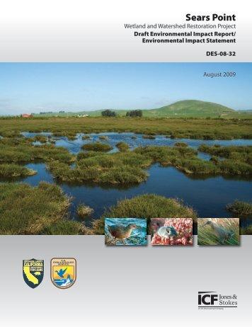 Draft EIR/EIS - Sonoma Land Trust