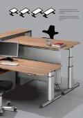 WINEA ACTIVE Steh-/Sitz-Tischsystem - Heinze GmbH - Seite 7