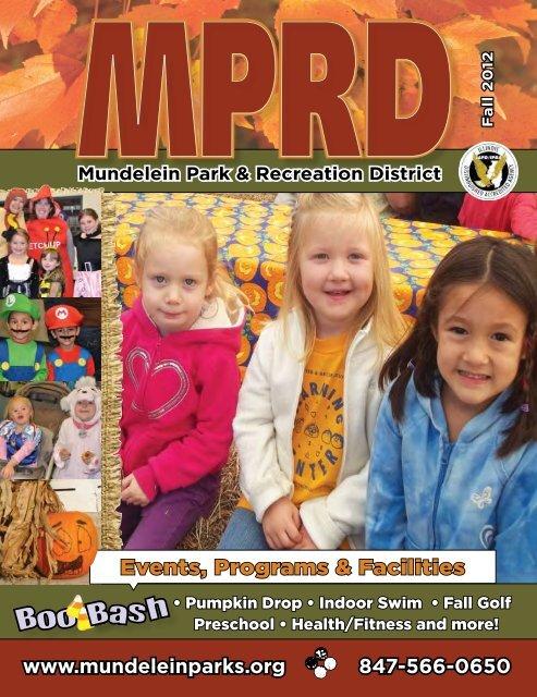 Brochure (pdf) - Mundelein Park & Recreation District