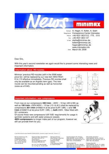 Newsletter 02/07 PDF - Minimax Viking SupplyNet