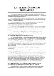 1.5.- EL RECIÉN NACIDO PREMATURO - Urgencias de Pediatría