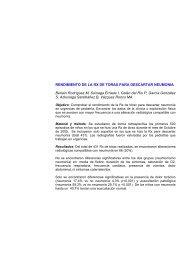 RENDIMIENTO DE LA RX DE TORAX PARA DESCARTAR ...