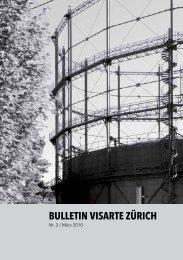 Bulletin 2010/02 - visarte zürich