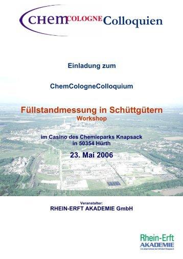 Colloquien - Rhein-Erft-Akademie
