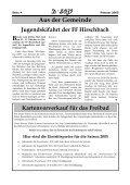 D´SOZI - Eschenfelden - Seite 3
