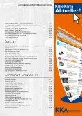 Jahresinhaltsverzeichnis 2011 - Kälte Klima Aktuell - Page 2