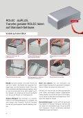 aluPLUS-Prospekt - komplett - ROLEC Gehäuse-Systeme GmbH - Seite 4