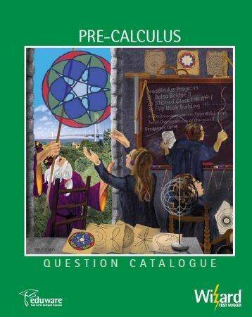 Pre-Calculus - Eduware