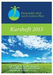 Kursheft downloaden - FCG Wien