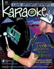 KaraoKe SHoW LISTINGS - The Medallion Online