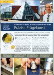 Berliner Münze Information [2.153 KB] - Die Geschichte Berlins
