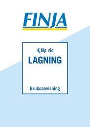 Hjälp vid lagning - Finja