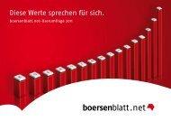 Userumfrage boersenblatt.net 2011 - MVB