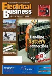 April 2006.pdf - Electrical Business Magazine