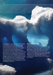 Exploring the vast polar wilderness that is Antarctica is the ultimate ...