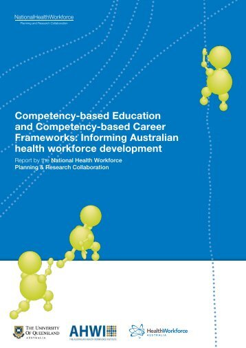 Competency-based Education and Competency-based Career ...