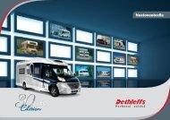 FIAT 30-vuotisjuhlamalli - Flyer - Dethleffs