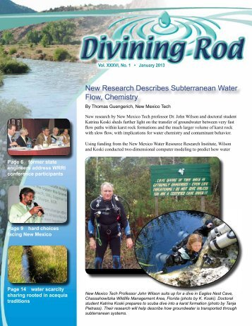NM WRRI - Water Resources Research Institute - New Mexico State ...