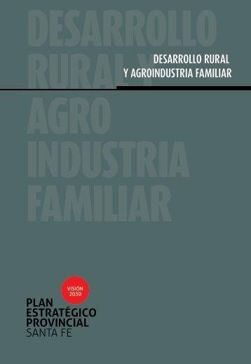 Desarrollo rural y agroindustria familiar - Gobierno de la Provincia ...