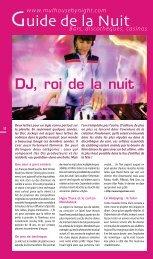 DJ, roi de la nuit - JDS.fr