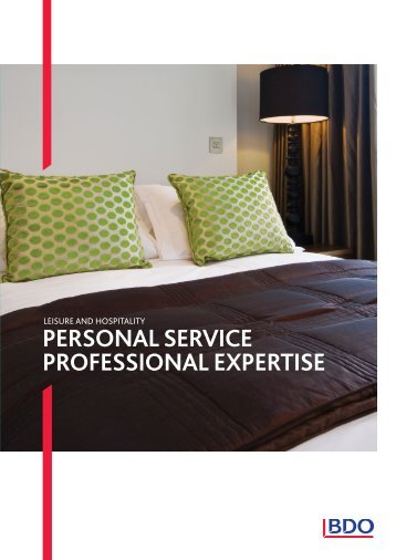View our Hotel Brochure - UK.COM