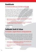 Qualitätsfutter für Rassekaninchen Nr. 14 - Muskator-Werke GmbH - Page 6
