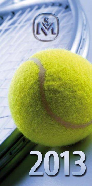 Bitte klicken sie hier - SVM-Tennis