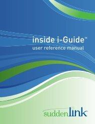 I-Guide User Manual - Help