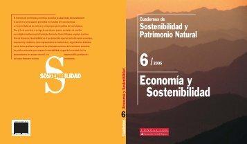 Economía y Sostenibilidad - Fundación Banco Santander