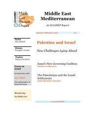 Middle East Mediterranean