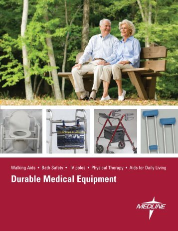 Durable Medical Equipment - Safe Home Products