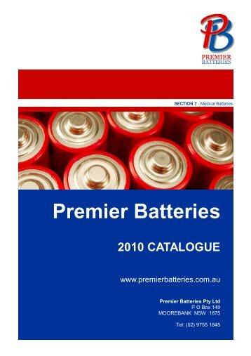 Premier Batteries