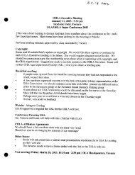 2003 - Ontario Health Libraries Association