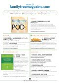 May/June 2013 Family Tree Magazine - F+W Media - Page 5