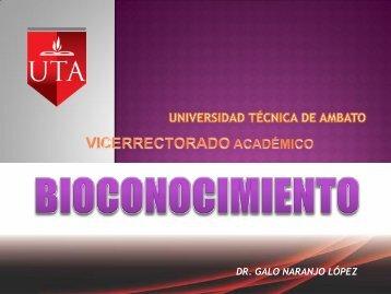 Diapositiva 1 - Universidad Técnica de Ambato